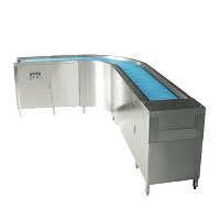 Dish washer-SSD-75L(J) Conveyor Belt Series