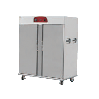 22 Layers Food Warmer Cart With Two Doors