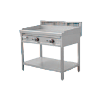 Free Standing 1000 Gas Fired Grill