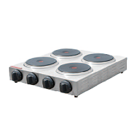 Electric Four Hot Plates