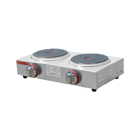 Double Electric Hot Plates