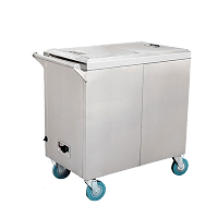 Movable Warming Cart