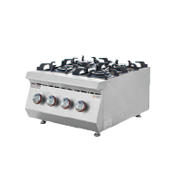 600S Gas Stove with 4 Burner