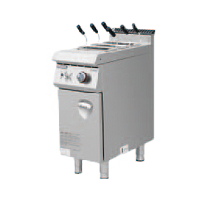 700S Gas Pasta Cooker with Cabinet 7.5 kw