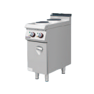 700S Electric Stove with Cabinet