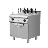 700S Gas Pasta Cooker with Cabinet 13 kw