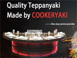 Smokeless Teppanyaki Table Exhaust Pipe Installation Method