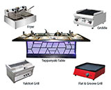 Daily Maintenance Method For Teppanyaki Equipment Structure