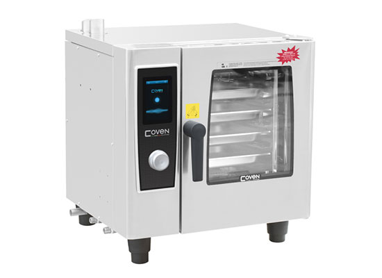 4-1/2-GRID ELECTRIC COMBI OVEN