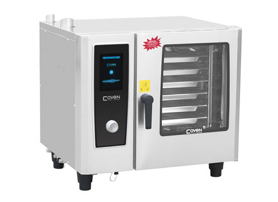 6-GRID ELECTRIC COMBI OVEN