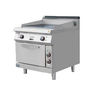 Teppanyaki Electric & Gas Grill/Griddle